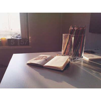 Начать больше рисовать
