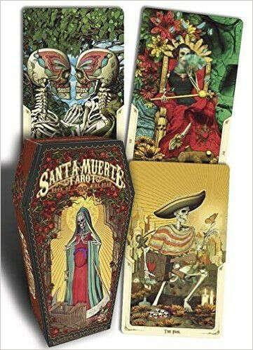Santa Muerte Tarot Limited Edition