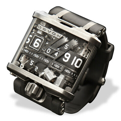 Часы Devon Tread 1