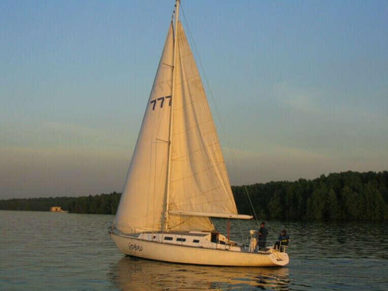 Аренда парусной яхты