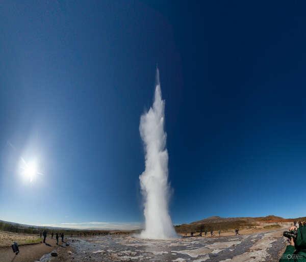 Увидеть гейзеры в Исландии