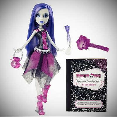 Хочу куклу монстр хай Спектра Вондергейст