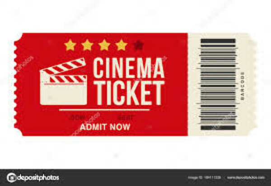"""Билет в кино на новый фильм """"Дамбо"""""""