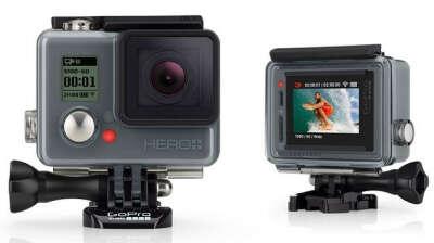 Камера GoPro HERO+LCD в интернет-магазине gopro.ru в Москве и России.