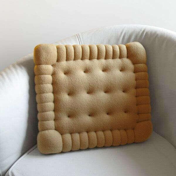 Подушка-печенье