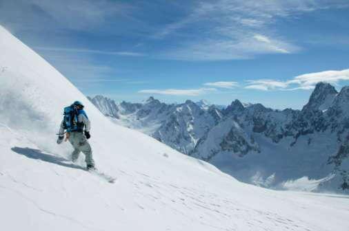 Треннировка навыков катания (snowboard freeride, PRO+)
