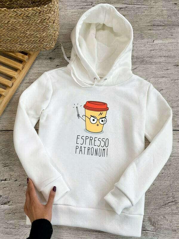 Худи Espresso Patronum