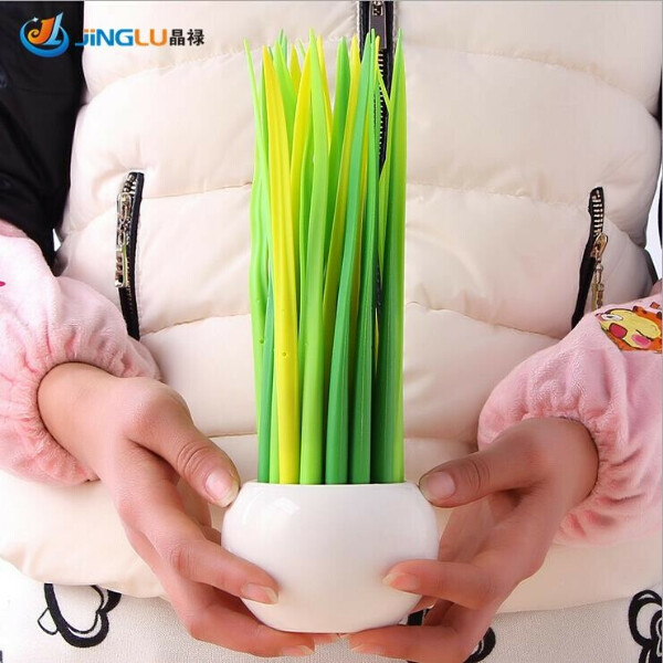 Гелевая ручка в виде травы