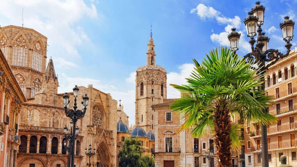 побывать в Валенсии