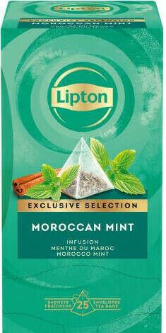 Lipton Moroccan Mint