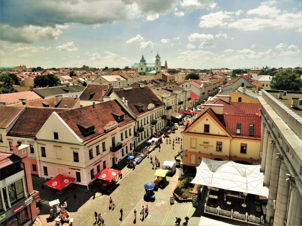 Посетить город Гродно