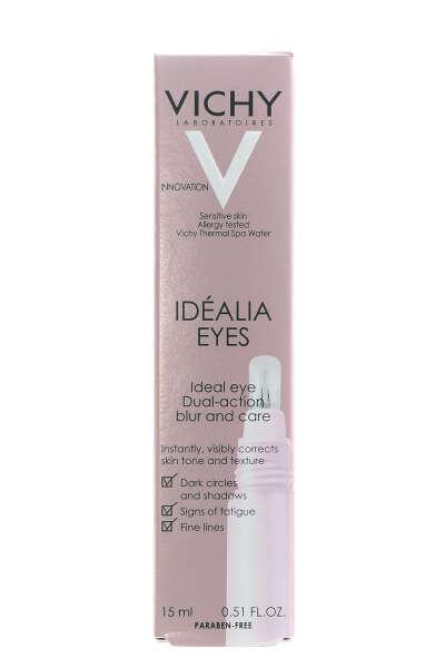 Виши Идеалия Крем для контура глаз 15 мл (Vichy, Idealia)