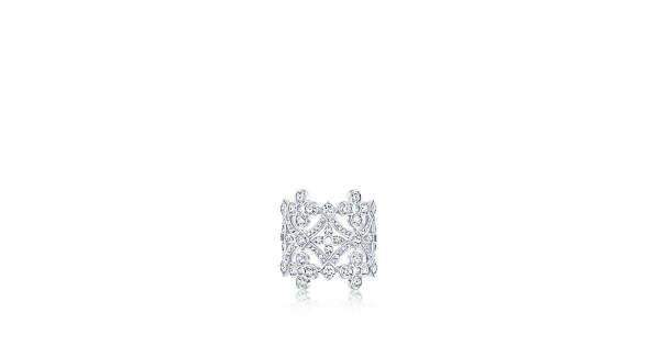 Products by Louis Vuitton: Dentelle de Monogram Ring