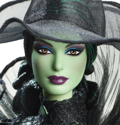 Барби Fantasy Glamour Wicked Witch of the West