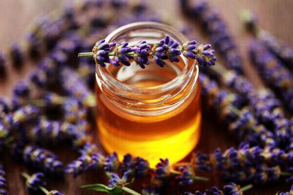 Мед с лавандой