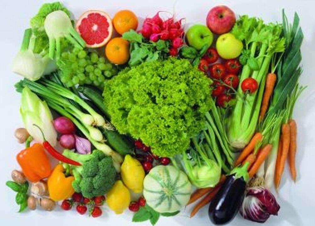 попробовать новый фрукт или овощ