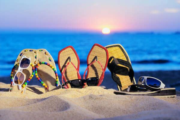каждый год отдыхать на побережье моря или океана