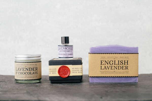 Lavender Skincare Set - Ravenscourt Apothecary