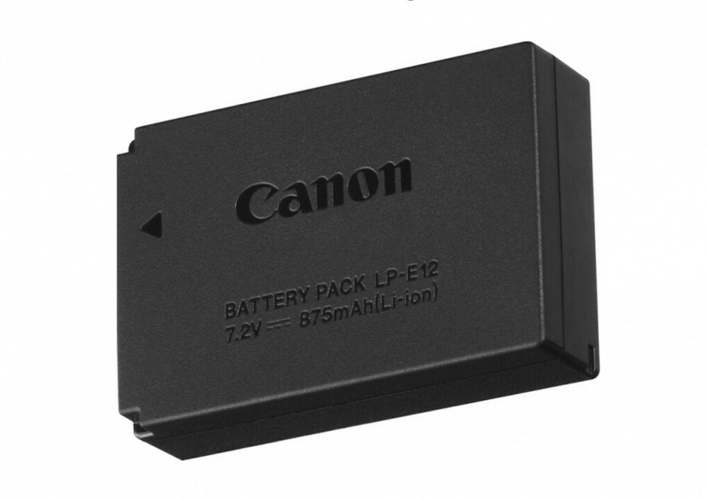 Дополнительная аккумуляторная батарея для фотоаппарата Canon 4000D