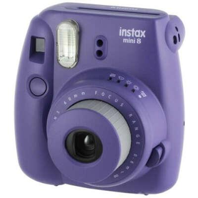 Фотоаппарат моментальной печати Fujifilm Instax Mini 8 Grape