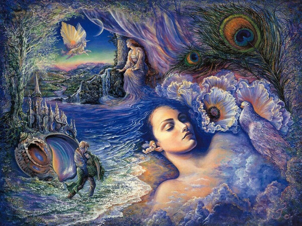 Научиться осознавать сновидения