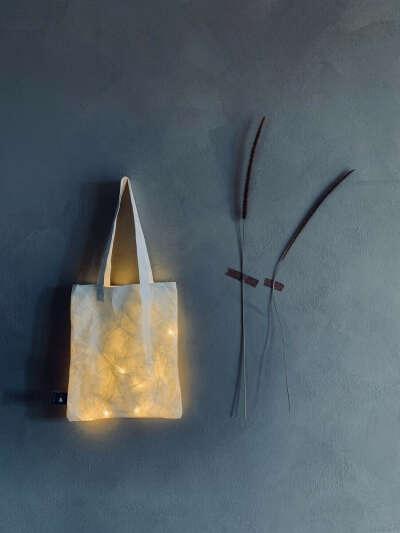White Lighting Bag