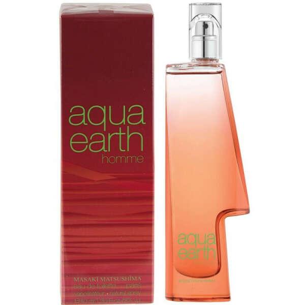 Masaki Matsushima Mat Aqua Earth