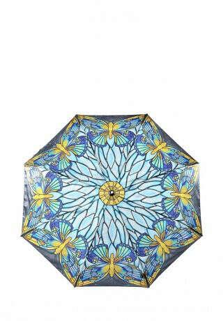 Зонт с витражным принтом