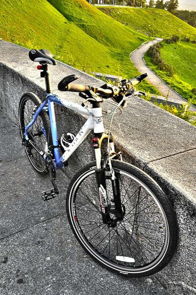 Хочу покататься на велосипеде