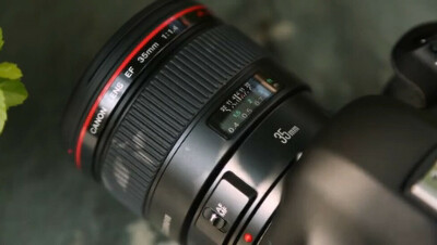 Объектив Canon 35 mm f1.4L