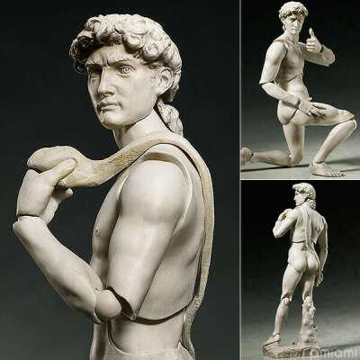 Фигурка figma The Table Museum Davide di Michelangelo