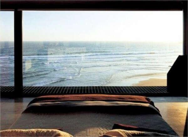 Видеть море из окна спальни