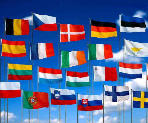 Поехать по Европе в отпуске