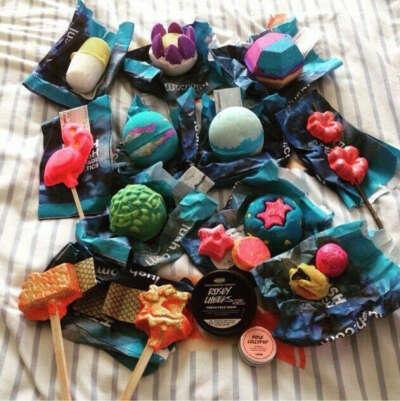 Набор бомбочек для ванны