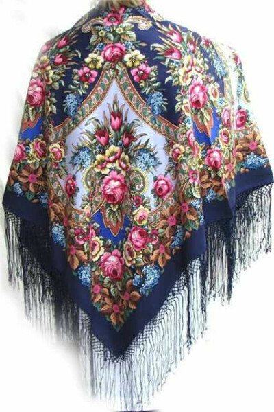 Посадский платок