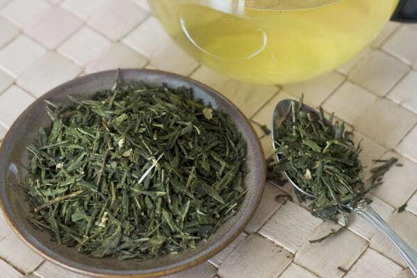 Чай с кактусом