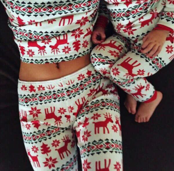 Красивую пижаму