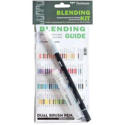 Tombow Blending Kit for Dual Brush Pens