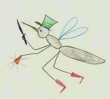 Реально работающий портативный отпугиватель комаров