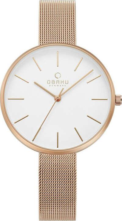 Сертификат на часы Obaku