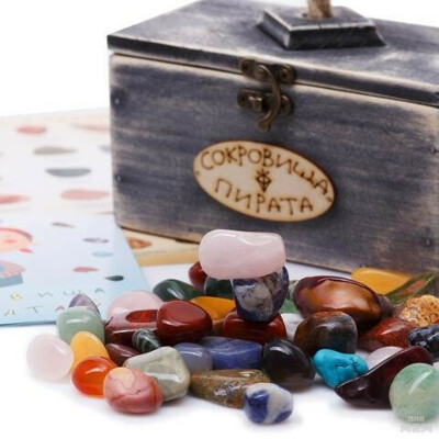Набор самоцветов Сокровища Пирата