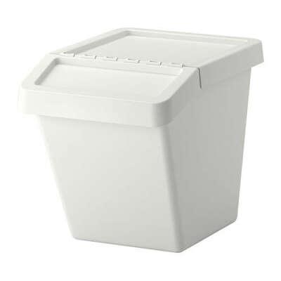 Бак для сортировки мусора, 3 шт