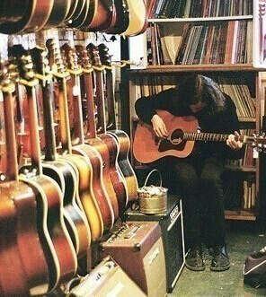 хочу очень круто играть на гитаре