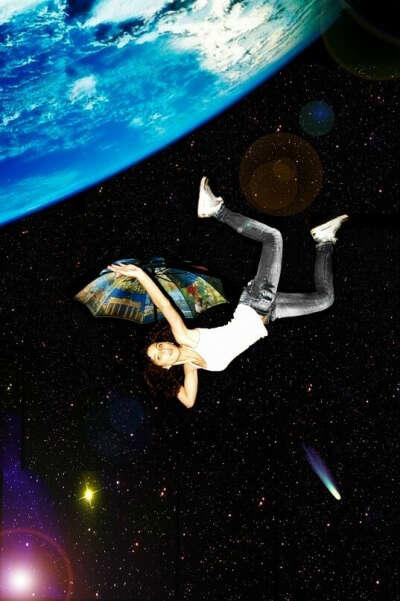 Хочу летать как во сне