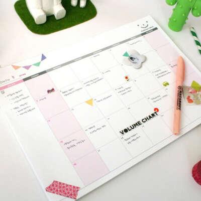 Планинг настольный Monthly