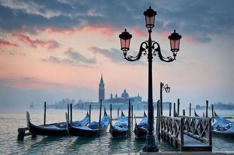 Свозить маму в Италию