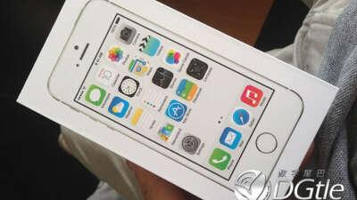 Айфон 5s золотой