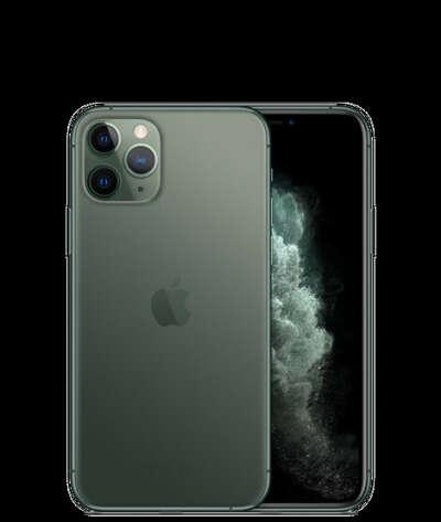 iPhone11Pro 64 гб темно-зеленый