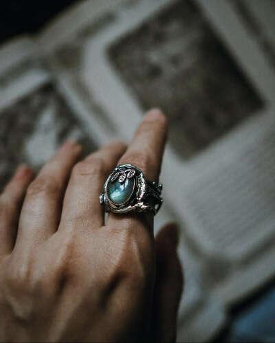Кольцо «Дух леса»
