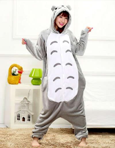 Пижама Кигуруми в виде тоторо